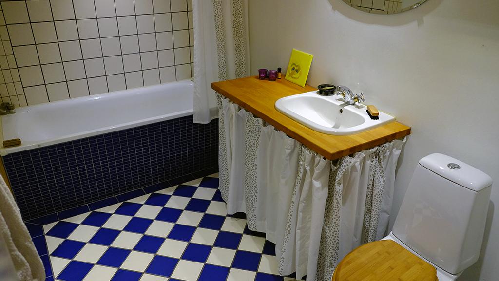 Toilet og bad